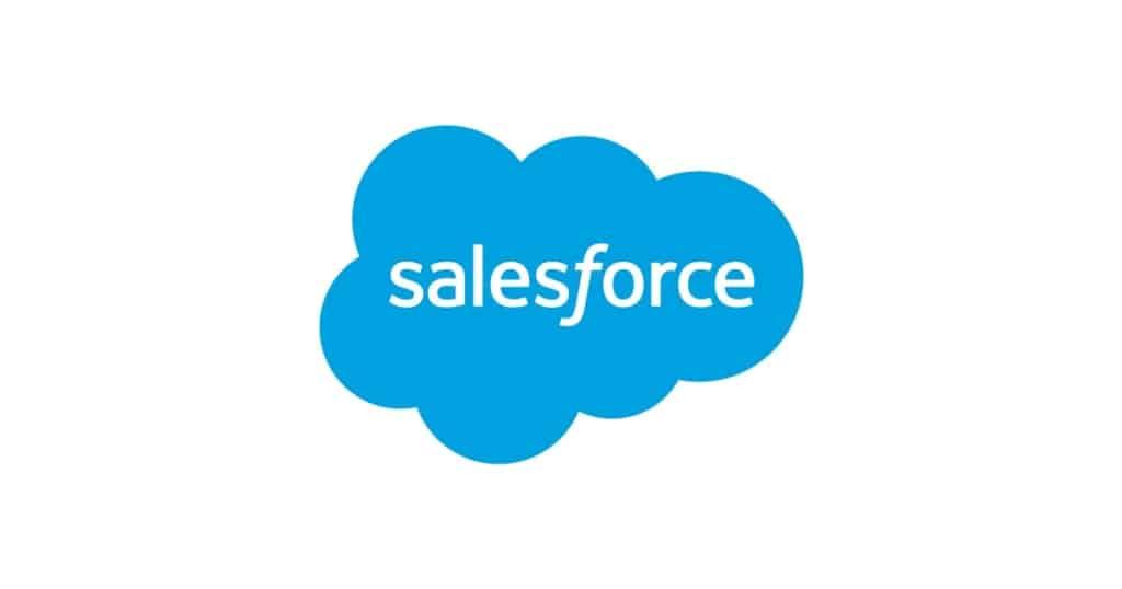 Salesforceロゴ画像